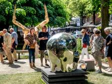 Art in Oisterwijk is niet van de kaart verdwenen: 'Volgend jaar zijn we er weer'
