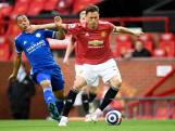 United ziet City kampioen worden door nederlaag tegen Leicester