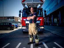 Stoppen met blussen na twintig jaar: 'Ik wil helemaal niet weg bij de brandweer'