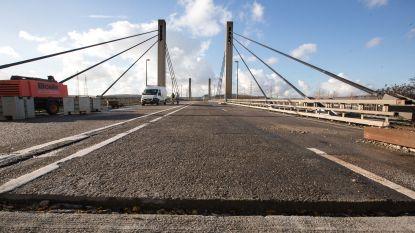 Nog een maand geduld vooraleer brug van Lixhe weer opengaat