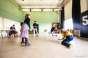 De eerste audities voor de nieuwe theateropleiding in LOFT Tilburg.