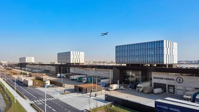 Nieuw logistiek gebouw op Brussels Airport speelt belangrijke rol bij transport coronavaccins
