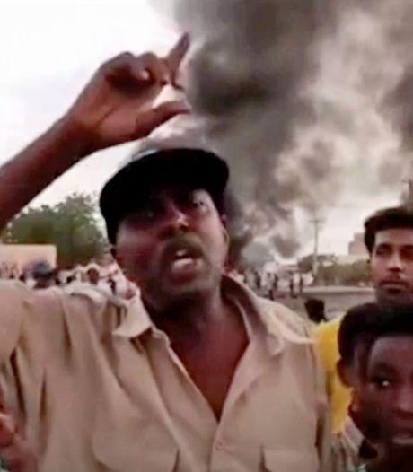 Zeven doden na staatsgreep Soedan, regering ontbonden en noodtoestand uitgeroepen