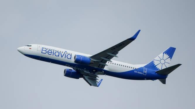 EU weert Belarussische vliegtuigen vanaf middernacht als straf voor 'kaping' Ryanair-vlucht met dissident