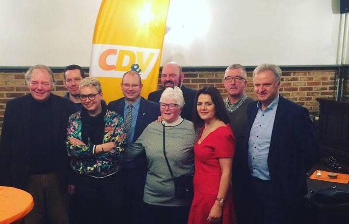 De nieuwe voorzitters van CD&V.