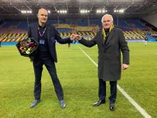 Leo van der Vliet benoemd tot Zilveren Vitessenaar