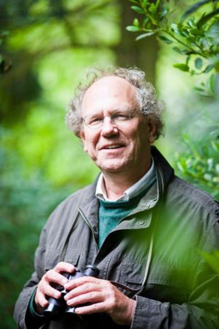 Emeritus hoogleraar Frank Berendse, mede-opsteller van een nieuw rapport over de ecologische noodzaak van stikstofreductie: 'Door al dat gif is het landschap gesteriliseerd'. Beeld