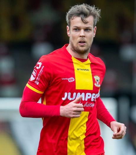 Go Ahead Eagles zwaait Veldmate uit bij IJsselderby