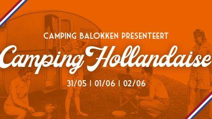 Camping Balokken staat dit jaar in teken van Nederland