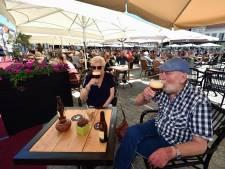 Gecontroleerde drukte in Bergen op Zoom en Steenbergen: 'Na elf weken wordt je eigen tuin wel beetje eentonig'