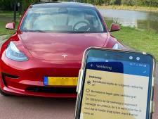 Tesla-rijder vindt dat hij 30 kilometer te hard mag rijden bij Lelystad: 'Ik stoot niets uit'