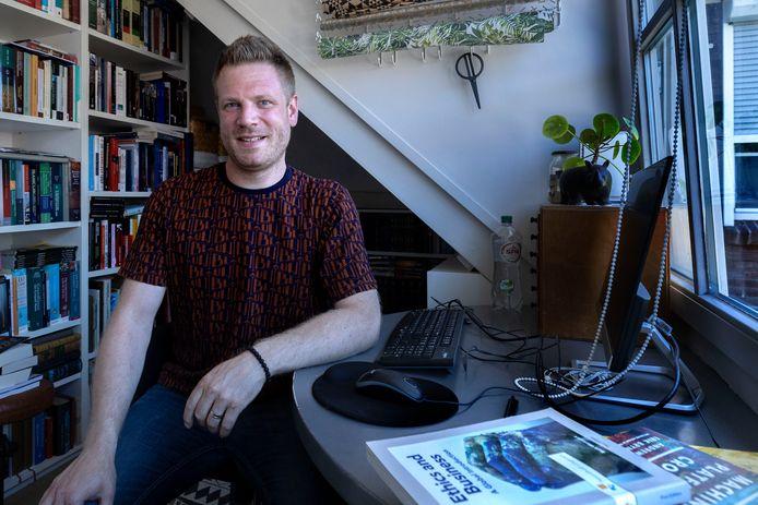 Bart Wernaart is lector moral design strategy bij Fontys