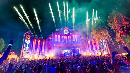 Politie hield 43 drugsdealers aan tijdens twee Tomorrowland-weekends