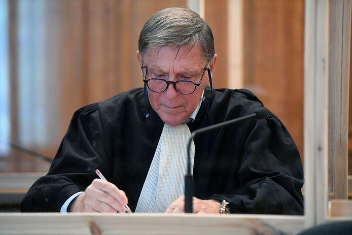 Advocaat Jef Vermassen.