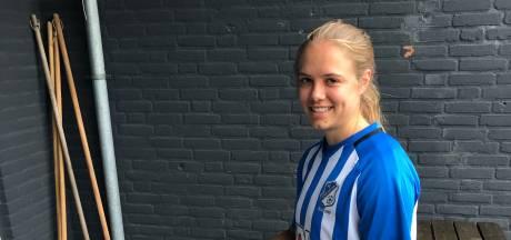 Bezige bij Lisa Verhoeven kan eindelijk relativeren en ziet voetbal voortaan als hobby