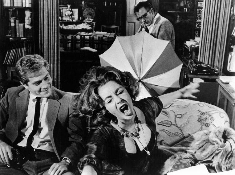 Who's Afraid of Virginia Woolf (1967). Beeld