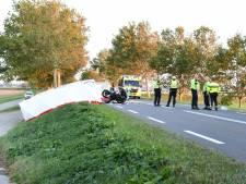 Motorrijder (46) uit Stad aan 't Haringvliet overleden bij aanrijding met bestelbus