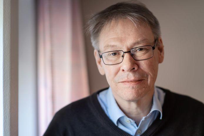 Hoofdaanklager Krister Petersson (foto) staat aan het hoofd van het onderzoek naar de moord op Palme.