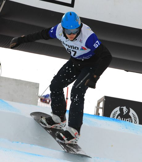 Nederlandse primeur De Blois met verrassende zege in WB snowboardcross