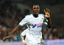 Imbula in het shirt van Marseille.