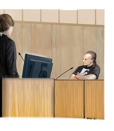 Tristan wil dat de rechter zich niet met zijn leven bemoeit: 'Je bent mijn moeder toch niet!'