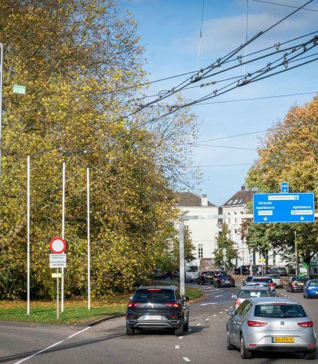 Milieuzone Arnhem kassa voor het Rijk: 1,1 miljoen euro aan boetes