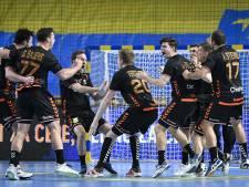 Handballers zeker van EK na zege op Turkije