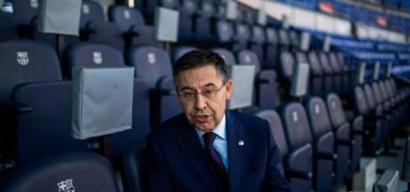 Politie valt binnen bij FC Barcelona: ex-voorzitter Bartomeu en algemeen directeur opgepakt
