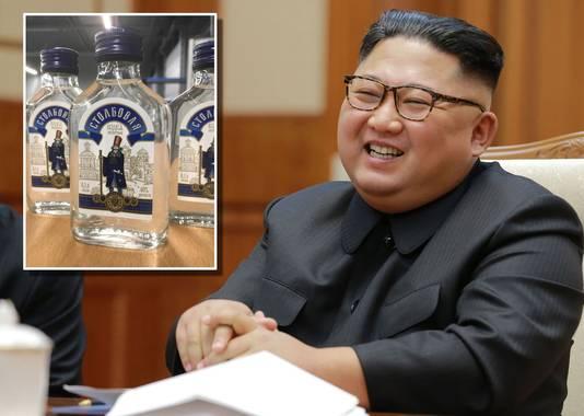 Douane onderschept voorraad wodka voor Kim Jong-un.