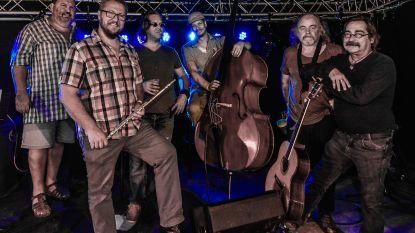 Muzikanten van The Swigshift vertellen over hun instrumenten