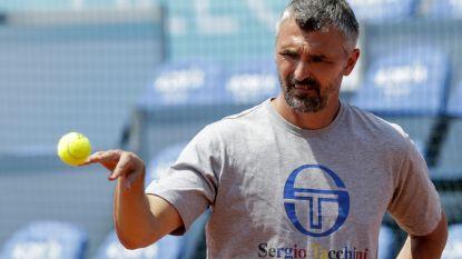 Nu test ook Goran Ivanisevic, de trainer van Djokovic, positief op het coronavirus