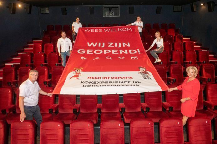 Bijna op de kop af een jaar geleden was de familie Kok ook heel blij met de heropening van Kok Experience in Harderwijk, na de eerste (intelligente) lock down.  Zaterdag volgt na een maandenlange lockdown de tweede heropening.