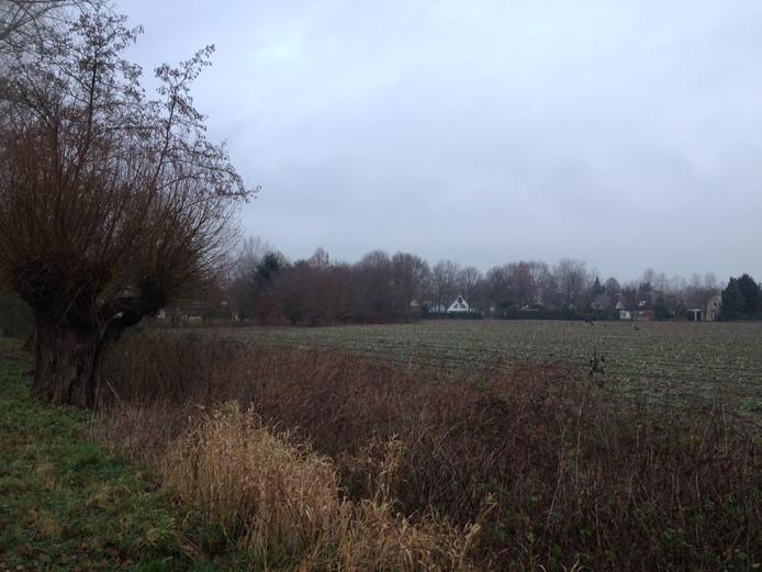 De plek waar Stiphout-Zuid moeten verrijzen.