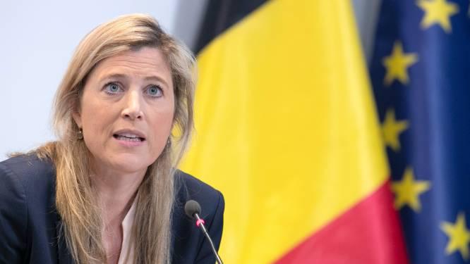 """Minister Verlinden: """"Geen plaats voor organisatoren die zich niet aan wettelijk kader houden"""""""