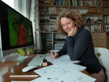 Kinderboek Carry Slee met illustraties Iris Boter uit Kampen