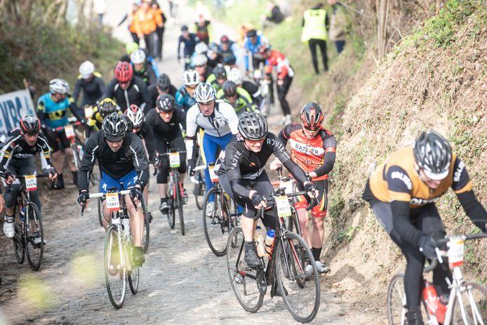Ook volgend jaar kunnen maximaal 16.000 wielertoeristen aan de Ronde van Vlaanderen Cyclo deelnemen