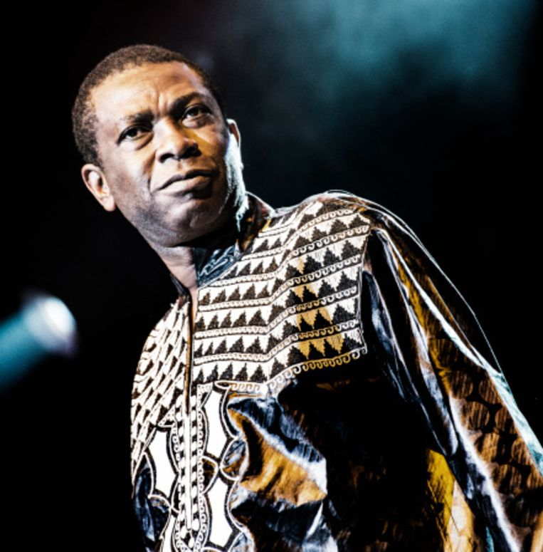 Youssou N'Dour. Beeld GETTY