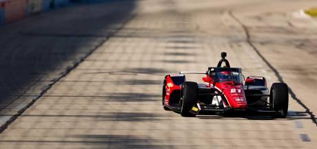 Van Kalmthout opnieuw in top 10 in IndyCar Series