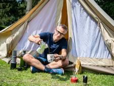 Zo zet je lekkere koffie op de camping
