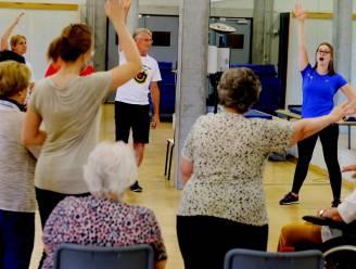 Sport Kortrijk houdt sportnamiddag voor personen met dementie