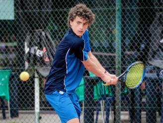 """Noah Merre (TC Eeklo) ambieert in 2021 plaats in Belgische top honderd: """"Ik hoop om ooit prof te worden"""""""