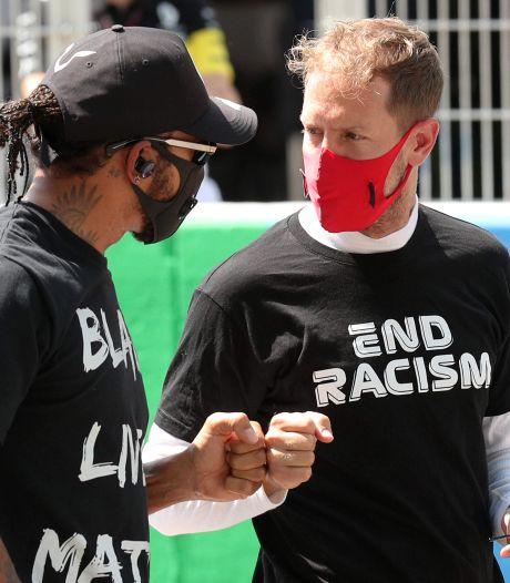 """Hamilton et Vettel opposés à un boycott à Spa-Francorchamps: """"Pas le même poids en Belgique"""""""