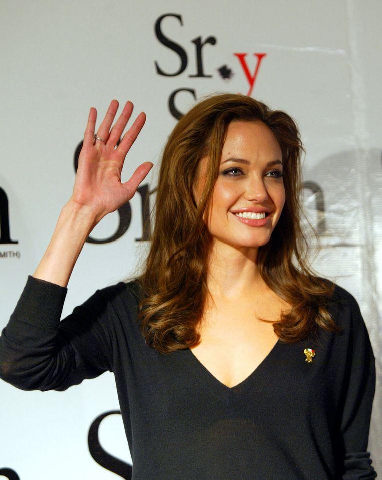Angelina Jolie Beeld ANP