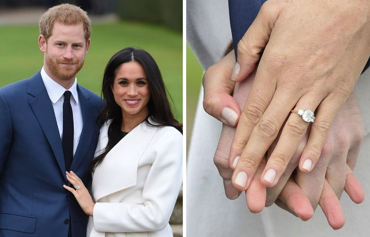 Harry en Meghan