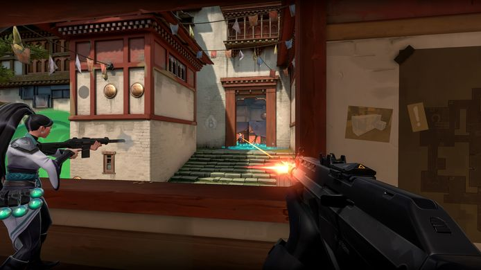 In de zomer van 2020 komt Riot Games met een nieuwe shooter, genaamd Valorant