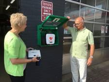 Allernieuwste AED nu ook in Meeuwen