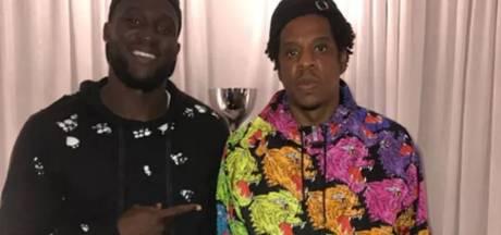 """Lukaku et Jay-Z racontent leur belle amitié: """"Il m'a appris à devenir un gagneur"""""""