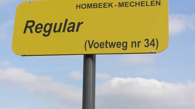 Wandel mee zondag over trage wegen in Hombeek