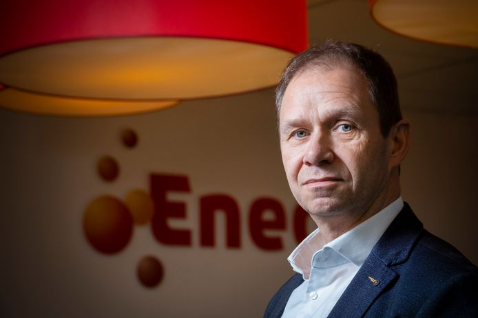 Jean-Jacques Delmée, CEO van Eneco België