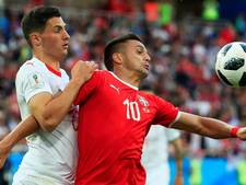 LIVE: Mitrovic kopt vroeg raak voor Servië na voorzet uitblinker Tadic